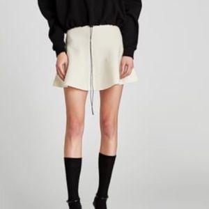 NWT Zara / Banana Skater Skirt